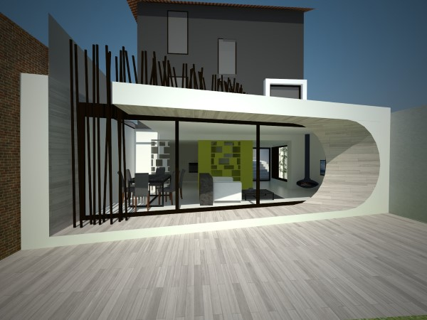 EXTENSION PAVILLON JOINVILLE