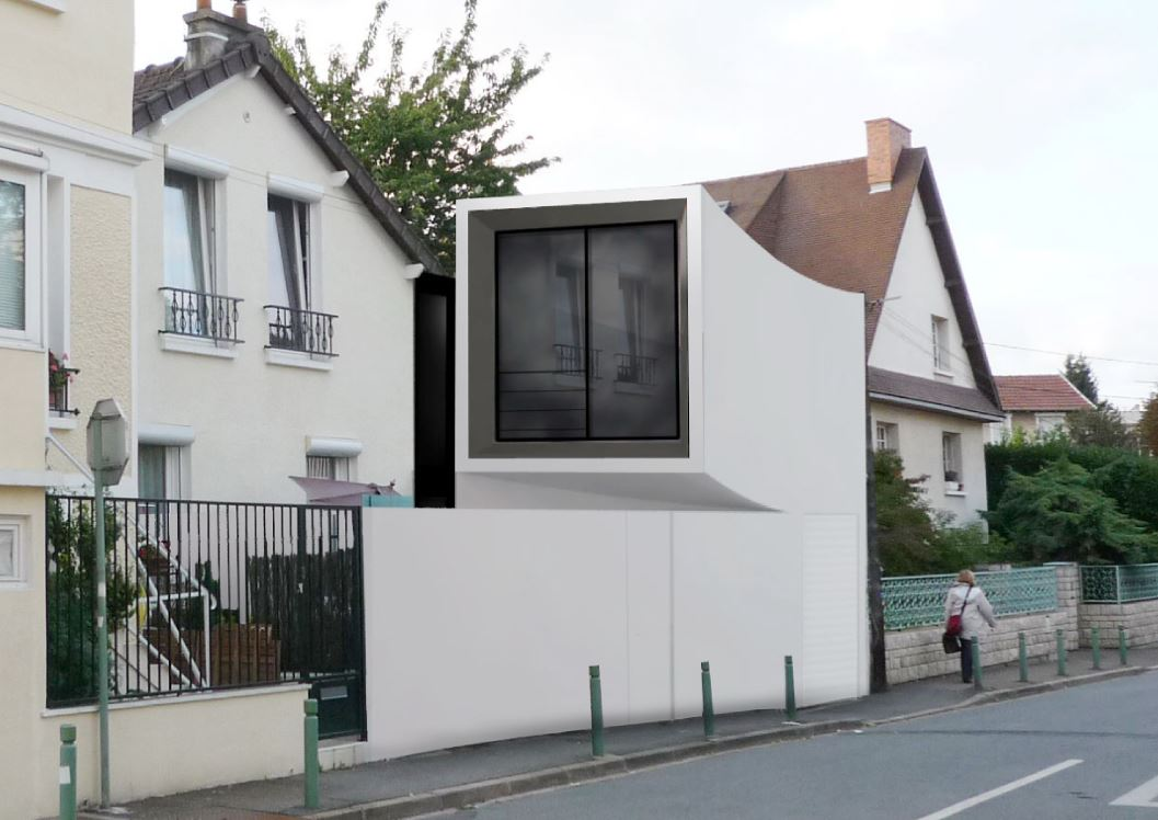 EXTENSION MAISON CHAVILLE
